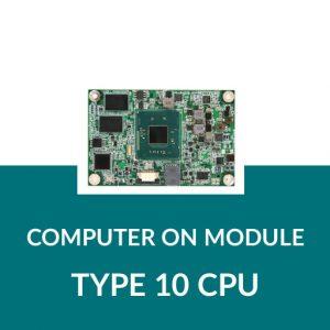 Type 10 CPU Module