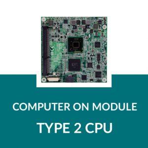 Type 2 CPU Module