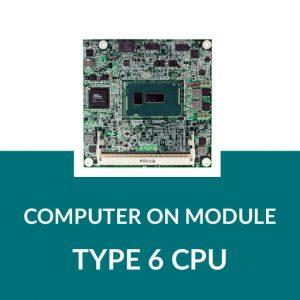 Type 6 CPU Module